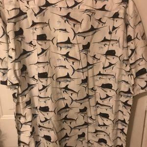 Guy Harvey Shirts - Guy Harvey rare beautiful men's shirt xl
